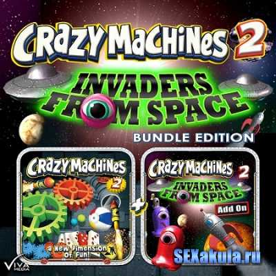 Crazy Machines 2: Invaders from Space (2013/PC/ENG)
