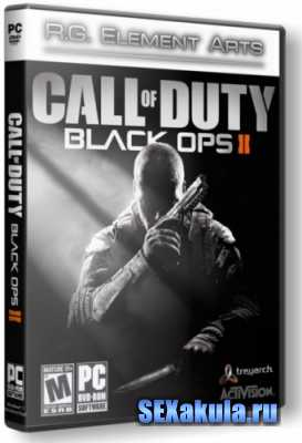 Call of Duty: Black Ops II - Multiplayer Rip (2012/PC/Rus) RePack by R.G. Element Arts