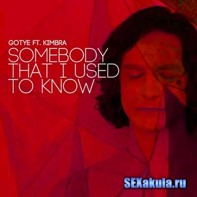 Gotye Feat. Kimbra - Somebody That I Used To Know [Single] (2011) FLAC