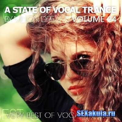 A State Of Vocal Trance Volume 24 (2013)