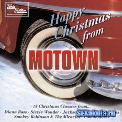 Happy Christmas From Motown (2001) FLAC