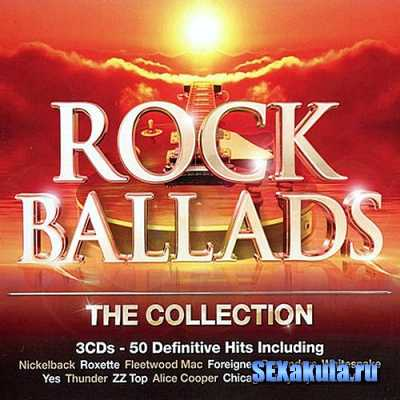 Rock Ballads - The Collection (2014)