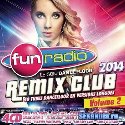 Fun Radio: Remix Club Vol.2 (2014)