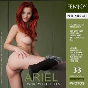 Ariel - What You Do To Me