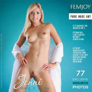Jenni - Giving It To You (2011-08-11)